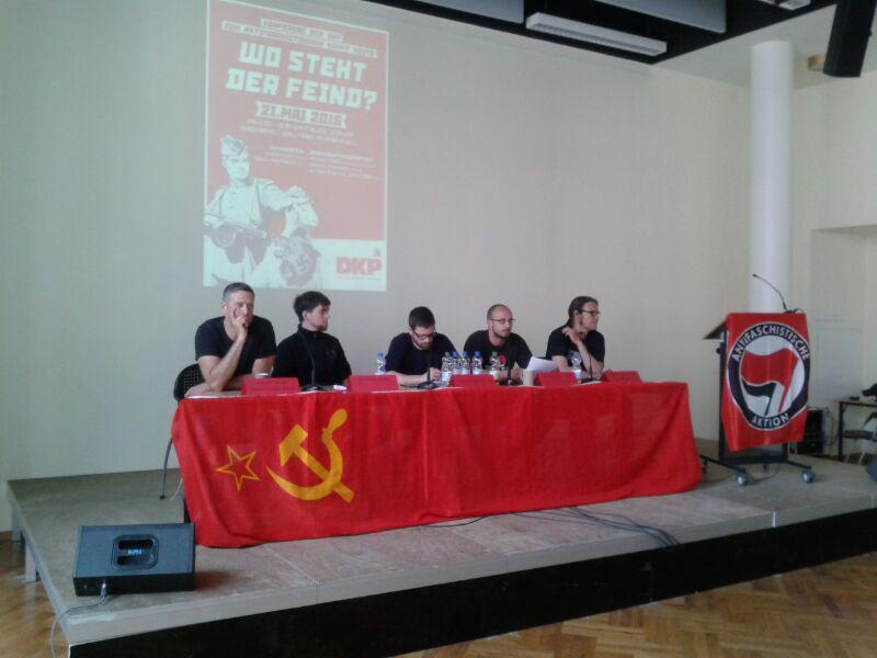 Antifa-Konferenz der DKP Berlin
