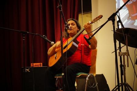 Lateinamerikanische Musik beim LLL-Treffen der DKP