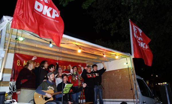 Befreiungsfest der DKP Friedrichshain/Kreuzberg